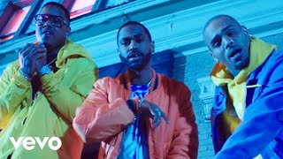 Jeremih - I Think Of You ft. Chris Brown, Big Sean (Official Music Video)