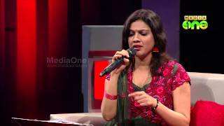Khayal- Gayatri singing 'Mere ansu mere Dil ki' Gazal with Bijibal (Epi99 Part1)