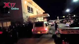Whitney Houston Videos   Whitney Houston's Body Arrives At New Jerseymore