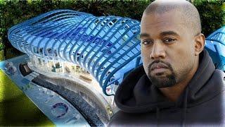 Top 5 CRAZIEST Celebrity MANSIONS! (Kanye & Kim Kardashian, Donald Trump, Drake)