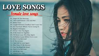 Nonstop Songs of Love 2018 - Top 100 female love songs All Of Time