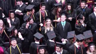 2016 Commencement Ceremony - UMN College of Science and Engineering