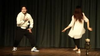 Simple Simple Kanchi Ko Dimple Parne gala, Dance