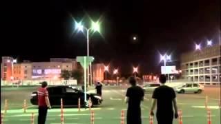 القمر يتحرك في روسيا
