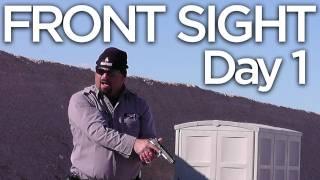 Front Sight 4-Day Handgun Training V-Log: Day 1