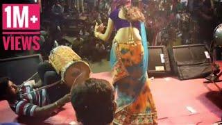 કિંજલ દવે 💃DANCE👌👌Hinch Dance in Deshi Dhol 👌👌