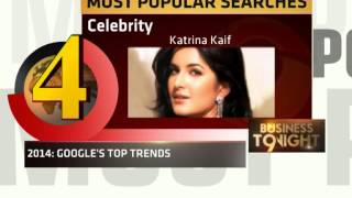 Google's Top Trends In India 2014 – Most Searched Events & Personalities