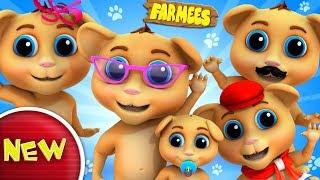 Cub Finger Family | Nursery Rhyme | Kids Songs | Baby Rhymes | Animal Song