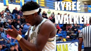 Freshman Kyree Walker SHINES In HS Debut! 27 Points 5 Reb 3 Ast FULL IN DEPTH GAME HIGHLIGHTS