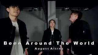 August Alsina - Been Around The World Choreography by Euanflow @ ALiEN Dance Studio