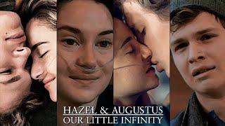 Hazel & Augustus - Our Little Infinity (The Fault in Our Stars)