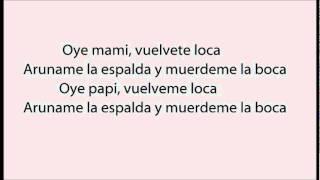 Shakira-Rabiosa (con letra)