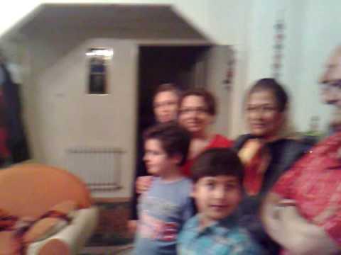Tehran Home Party 8 mei 2009