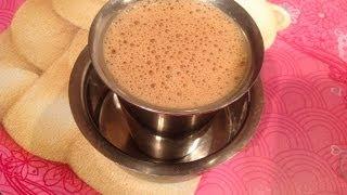 Indian ginger tea or indian ginger chai