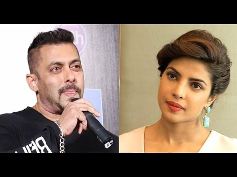 Priyanka Chopra FINALLY Breaks her Silence on Salman Khan's Rape Comment Controversy!