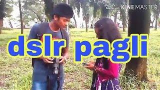 Bangla funny video 2017 Dslr pagli|by Bd Awesome people.