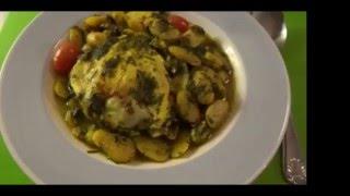 Butter Beans / Baghala Ghatogh               باقلا قاتق  گیلان ومازندران