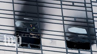 Trump Organization sues resident who died in Trump Tower fire
