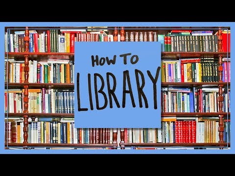 How to Library
