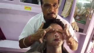 Baba Sen's Elder Brother's Amazing Face Massage| HD1080p