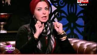 واحد من الناس - صابرين توضح سبب إعتزالها بعد مسلسل أم كلثوم وطلاقها من زوجها بسبب إرتداء الحجاب