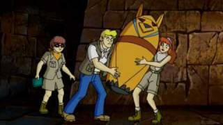 Tegan and Sara  - Time Running (on Scooby Doo)