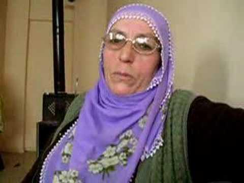 Köyümüzün assolisti Kadriye hanım