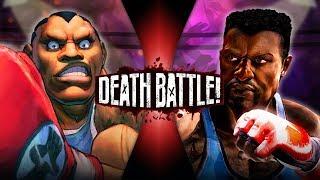 Balrog VS TJ Combo (Street Fighter VS Killer Instinct) | DEATH BATTLE