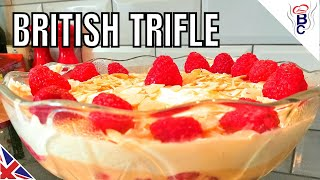 BRITISH FOOD - British Trifle Recipe -  Mum