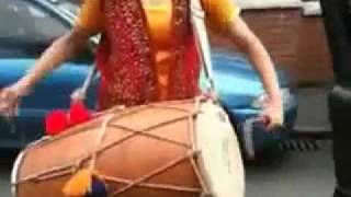 punjabi beats on dhol