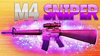 M4 SNIPER (Fortnite Battle Royale)