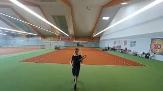 144 ROSENHOF darek CUP. Pequeńo Tour Final/M.SZCZEPAŃSKA vs Ł.ZARZECKI 6/4