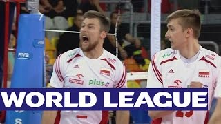 Highlights FIVB World League Poland vs. Iran Match #1