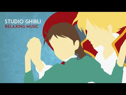 Relaxing Piano Studio Ghibli Complete Collection スタジオジブリ宮崎駿リラクシング·ピアノ音�