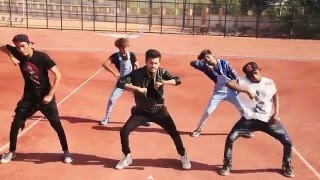 GF BF VIDEO | Sooraj, Jacqueline Hip Hop dance Choreography @ Rahul Rex  Video by M Soni