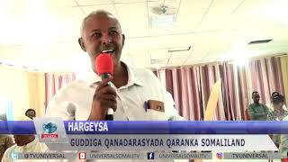 Guddiga Qandarasyada Somaliland oo Furay Tartan Loo Galayo Sideed Mashruuc
