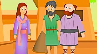 Bible Stories | Watch 1 Hour Episode of 3 Stories Back to Back by Giggle Mug