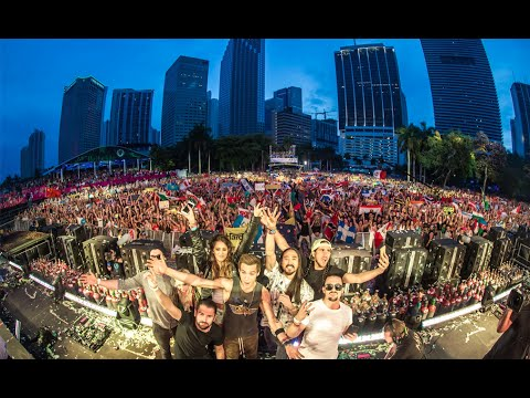 Steve Aoki at Ultra Music Festival 2015 FULL HD SET Mp3