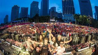 Steve Aoki at Ultra Music Festival 2015 FULL HD SET