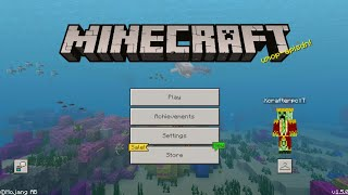 Minecraft PE 1.0.0 | HOW TO LOGIN IN/SIGN UP TO AN XBOX LIVE ACCOUNT!! + TUTORIAL & GAMEPLAY!!