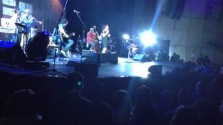 Zaz. Recto verso. No sé el nombre de la canción. Bogotá. Colombia. 2015