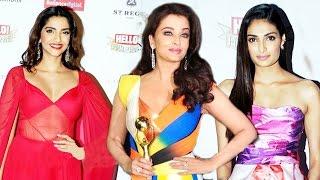 Hello! Hall Of Fame Awards 2016 | Aishwarya Rai, Sonam Kapoor, Isha Ambani | Red Carpet