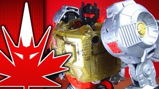 TRANSFORMERS: Generations Power of the Primes GRIMLOCK | Canadia' Reviewer #227