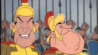 Asterix in Britain(Hindi Dubbed Funny Animation Movie)