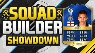 FIFA 17 SQUAD BUILDER SHOWDOWN!!! TEAM OF THE SEASON GAYLE!!! The Best Championship Player EVER!?!