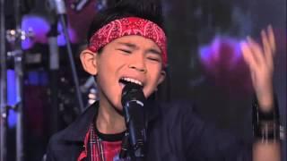 Ceria Popstar 2016: Konsert 4 - Aniq 'Ingatkan Dia'