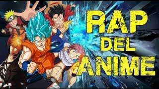 RAP DEL ANIME  (2015 ) | Doblecero