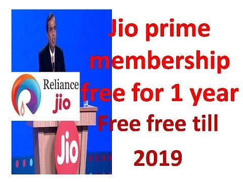 Xxx Mp4 Jio Prime Membership Free For 1 Year Till 2019 3gp Sex