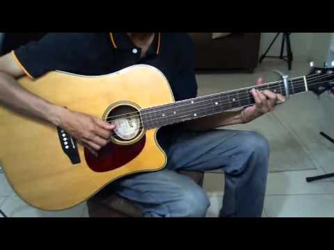 I Don T Wanna Talk About It Rod Stewart Guitar Cover