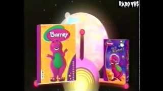 VHS Barney en el Espacio Trailer